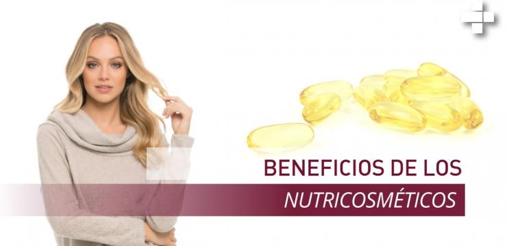 Beneficios de los nutricosméticos