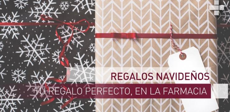 Regalos navideños en la farmacia: Tu regalo perfecto para ella