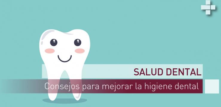 Consejos para mejorar la higiene dental