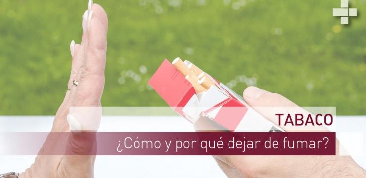 Cómo y por qué dejar de fumar